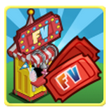 Raffle Booth Icon