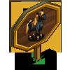 Morgan Stallion Mastery Sign-icon