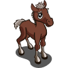 Haflinger Foal-icon