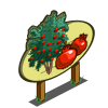 Angel Red Pomegranate Tree Mastery Sign-icon