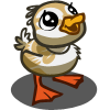 White Duckling-icon