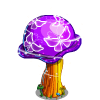 Wonderland Mushroom Tree-icon