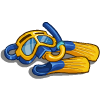 Scuba Dive Gear-icon