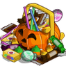 Halloween Candy-icon