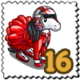 Motor Pony Stamp-icon
