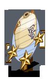 Sweet Sake 3 Star Mastery Sign-icon