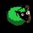 Lime Green Ewe-icon