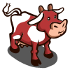Red Cow-icon