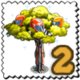 Road Helmet Tree Stamp-icon