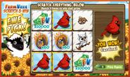 Scratch Card Cardinal Win