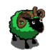 Lime Green Ram-icon