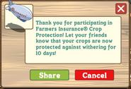 Farmer's Insurance Thanks