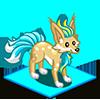 Light Tailed Fox-icon