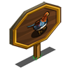 Partridge Mastery Sign-icon