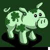 Shamrock Pig-icon