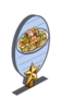 Chow Mein 1 Star Mastery Sign-icon