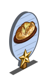Bush Bread 1 Star Mastery Sign-icon