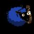 Blue Sheep-icon