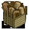 Firewood Basket-icon
