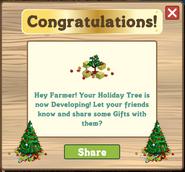 Holiday Tree 2011 Progress 1