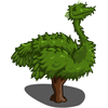 Ostrich Topiary-icon