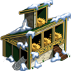 Winter Wonderland Chicken Coop-icon