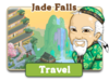 Jade Falls Travel Screen