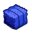Blue Hay Bale-icon