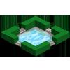 Garden Fountain-icon