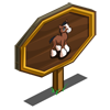 Clydesdale Foal Mastery Sign-icon