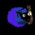 Persian Blue Han Purple Ewe-icon