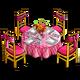 Rehearsal Dinner Table-icon
