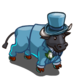 Classic Groom Bull-icon