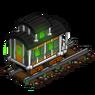 Halloween Cart-icon