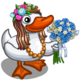 Lovely Bridesmaid Duck-icon