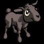 Brownish Gray Lamb-icon