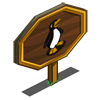 Penguin Mastery Sign-icon