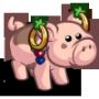 Fabulous Bling Pig-icon