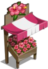 Pink Hibiscus Stall-icon