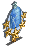 Energizing Lotion 5 Star Mastery Sign-icon