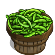 Fava Beans Bushel-icon