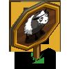 Panda Sheep Mastery Sign-icon
