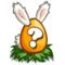 Gold Rabbit Mystery Egg-icon