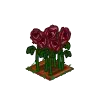 Wither Bunch Fire & Ice Rose-icon
