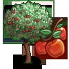 Crab Apple Tree-icon