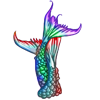 Iridescent Fishtail-icon