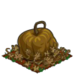 Super Pumpkin withered