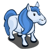 Light Blue Pony-icon