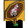 Aloha Unicorn Mastery Sign-icon