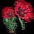 Soho Oriental Poppy-icon